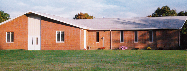 Dowagiac church building